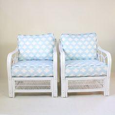 cute porch chairs  @Danielle Fetter - for your palm beach room.