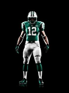 New Nike NFL jersey for the New York Jets.