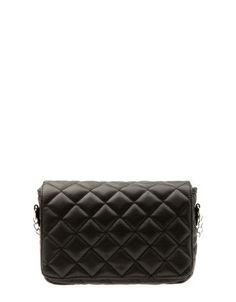 Bershka United Kingdom - Quilted bag with flap