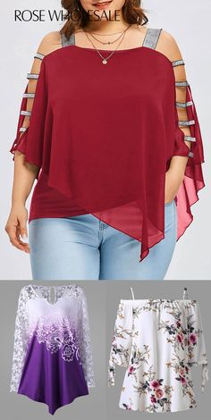 a0d3c46fed0 Plus Size Blouse,Buy Cheap Plus Size Casual Blouses For Women Wholesal  Online