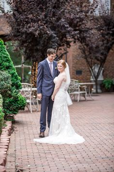 real weddings, wedding photography ideas, outdoor wedding, bride and groom, happy couple, wedding gown, wedding dress, just married, The Historic Brookstown Inn, Winston Salem
