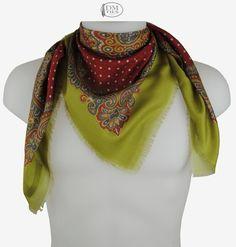 Eleganti #sciarpe in #Lana e #Seta di origine #italiana. Anche #ricamo iniziali!!! Scopri le nostre sciarpe qui: http://www.dmties.com/negozio-online/sciarpe-uomo-donna/sciarpe-uomo