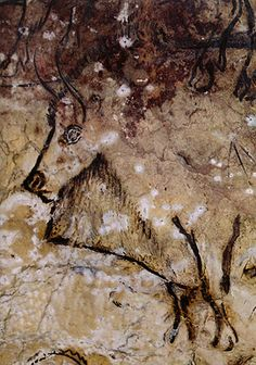 The Palaeolithic rock art of Niaux cave, exploring Palaeolithic cave art and depth psychology of Magdalenian hunters. Cave Paintings France, Art Paintings, Chauvet Cave, Ancient Art, Ancient History, Art Pariétal, Paleolithic Art, Art Rupestre, Cave Drawings