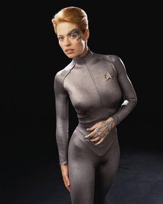 (this image is not by Andrea Bouchaud) In light of the up and coming Star Trek convention in Las Vegas on August 8-11, 2013, I dedicate this blog to how to create a Seven of Nine costume. Seven of...