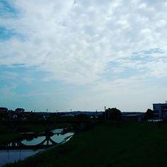 Dobro jutro. #goodmorning #reka #river #toplica #Prokuplje #Video #nature #Serbia #Srbija #building #realestate