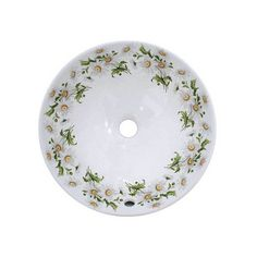 Find This Pin And More On Floral Hand Painted Sinks Toilets