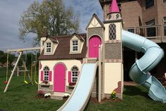 Running water, working refrigerators, home theaters. These backyard structures come move-in ready (kids not included).