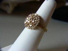 Vintage Engagement Ring - Engagement Ring - $375.00