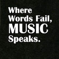 But it's kind of hard to get words from music when the words are meaningless. Great Quotes, Quotes To Live By, Me Quotes, Inspirational Quotes, Ptsd Quotes, Couple Quotes, Change Quotes, Attitude Quotes, The Words