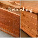 This example shows how to refinish a cedar chest, but the technique is the same for any wooden furniture. I've also included a lot of information about other techniques, and ...