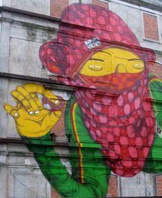 Osgemeos, Graffiti, Brazil, estructuración por proyectos y timeline