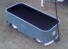 vw bus radio flyer Vw Wagon, Pull Wagon, Vw Cars, Pedal Cars, Custom Radio Flyer Wagon, Combi T2, Kids Wagon, Go Kart Plans, Little Red Wagon