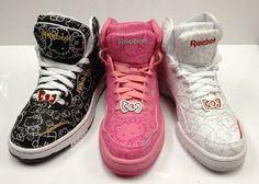 Zapatillas Hello Kitty Reebok