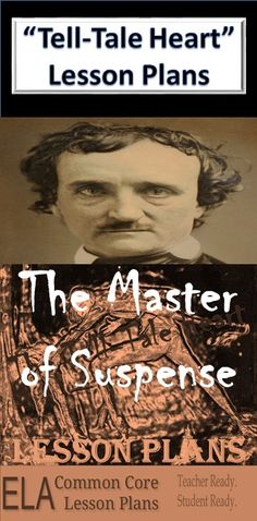 Best The Tell Tale Heart Images In   Edgar Allan Poe Edgar  Theres No Need To Chop Up These Telltale Heart Lesson Plans And Hide  Them Under The Floor Boards In Your Classroom Next To The Ungraded Essays Research Writers also Business Essays Samples  Essay Examples For High School