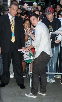 Josh Hutcherson in Diesel