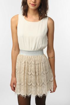 so adorable but I'd have to wear JEANS with it because I am not a size 00 and my legs are ten feet tall.
