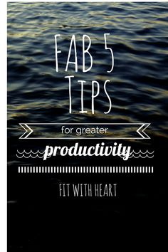 top 5 tips for being more productive! Productivity, Places To Go, About Me Blog, Posts, Tips, Messages, Counseling