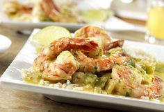 Campbell's Caribbean Shrimp Recipe
