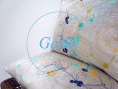 Print Textil / Detail / Gabriela Munagorri estudios design