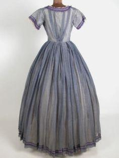 Killerton Fashion Collection   1850   Killerton Fashion Collection © National Trust / Sophia Farley ...