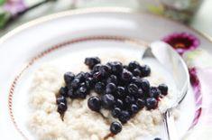 Gå ner i vikt med 5:2 dieten - Tasteline.com Lchf, Keto, 5 2 Diet, Oatmeal, Pudding, Fruit, Breakfast, Desserts, Food