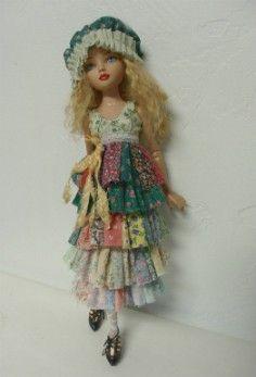 Fade Away #1 - Fits Ellowyne and like-sized dolls.