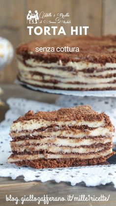 Quick cake without cooking. Very Good Cake Hit - Rezepte Bow Bakery Recipes, Dessert Recipes, Cooking Recipes, My Favorite Food, Favorite Recipes, Quick Cake, Friend Recipe, Best Italian Recipes, Desserts To Make