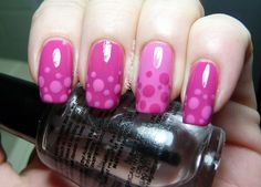 30 Day Challenge Day Eleven - POLKA DOTS!   Pointless Cafe...