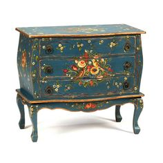 Rutherford Bombe Chest from PoshTots