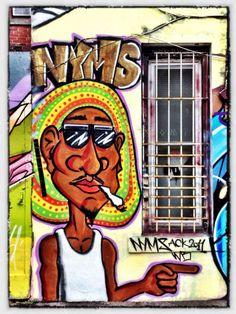 Graffiti Alley, street art, Toronto
