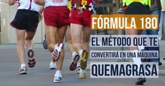 Conoce la Formula 180 de Phil Maffetone y entrena tu sistema aeróbico para usar las grasas como combustible y lograr correr mas rápido con menos pulsaciones.