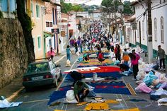 Corpus Christi em Santana de Parnaiba/SP