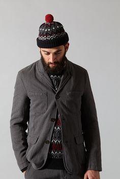 Universal Works - Barra Jacket in Garbin                                                                                                                                                                                 More
