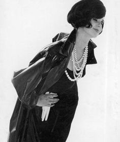1962   Its silhouette has changed over the years, but the LBD remains supremely chic.