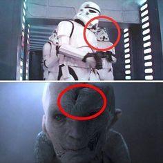 La vraie identité du suprême Leader Snoke de Star Wars VII