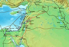 King's Highway (ancient) - Wikipedia