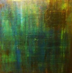 """The Fix""  acrylic on canvas"
