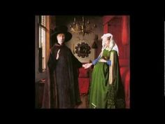 Van Eyck, The Arnolfini Portrait - YouTube