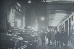 When Commissioner Street was the centre of night life in Jo'burg - fifties, sixties. Johannesburg City, Night Life, South Africa, Past, Nostalgia, Around The Worlds, African, Landscape, Cities