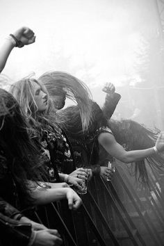 Heavy Metal, Alienation and Masculinity: At its core, heavy metal values alienation and masculinity. Heavy metal is another male dominated subculture, depicted by loud, angry thrashing style music where participants enjoy head-banging in mosh pits that can sometimes appear violent.