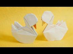 Origami Little Duck Tutorial (Henry Phạm) - YouTube