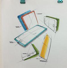 Phone sketch