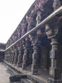 Stone temple architecture