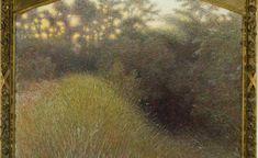 Sunset (Giuseppe Pellizza da Volpedo) Paintings, Art, Art Background, Paint, Painting Art, Kunst, Painting, Gcse Art, Drawings