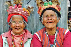 Why you should travel to the Philippines... Photo: Locals in Banaue. Philippines © Sabrina Iovino   via @Just1WayTicket