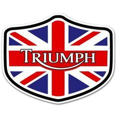 Risultati immagini per triumph decals for motorcycles British Motorcycles, Cool Motorcycles, Vintage Motorcycles, Triumph Logo, Triumph Cafe Racer, Triumph Motorbikes, Triumph Motorcycles, Triumph Scrambler, Moto Logo