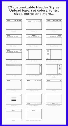 BeTheme HTML Responsive Multi-Purpose Template # - Wordpress Magazine Theme - Trending Magazine theme - BeTheme HTML Responsive Multi-Purpose Template Layout Design, Graphisches Design, Web Layout, Website Header Design, Wordpress Website Design, Website Design Company, Website Wireframe, Website Designs, Design Sites