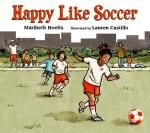 Craft lessons using this book - happy like soccer