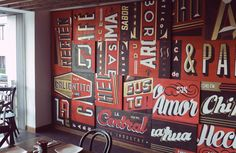 La central by yy , via Behance