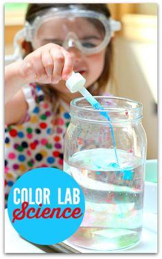 color lab science